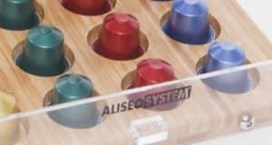 portacapsule e accessori aliseosystem